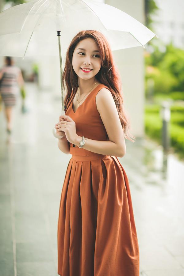 Ngắm những hình ảnh đẹp của Nguyễn Thị Hảo.