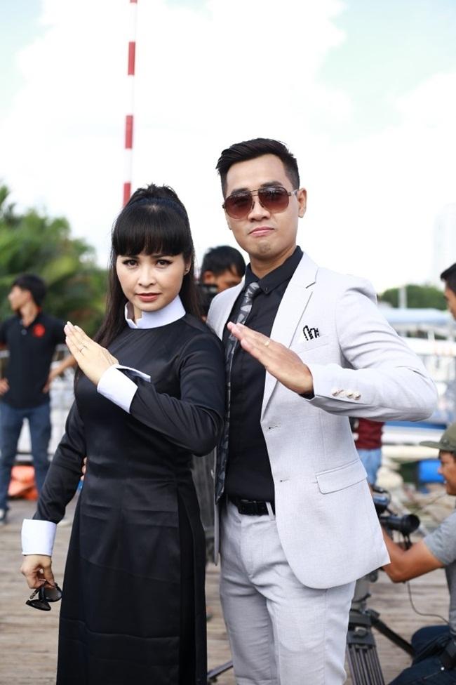 Trong bộ hình chạy trailer cho chương trình ''Biệt đội tài năng'', 4 giám khảo chính Trang Nhung, Phương Thanh, Nguyễn Hưng, Nhật Kim Anh đã được hóa thân thành những nhân vật trong phim hành động.