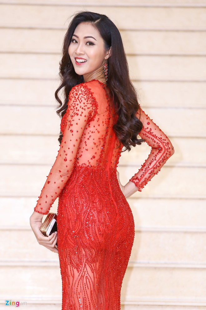 Cô sẽ đại diện Việt Nam tham gia Hoa hậu Thế giới Miss World 2016.