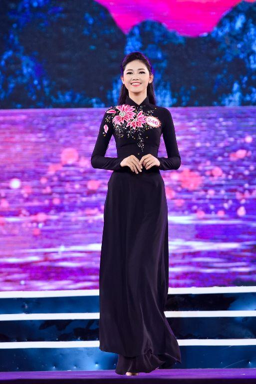 Ngô Thanh Thanh Tú, SBD 246, sinh năm 1994