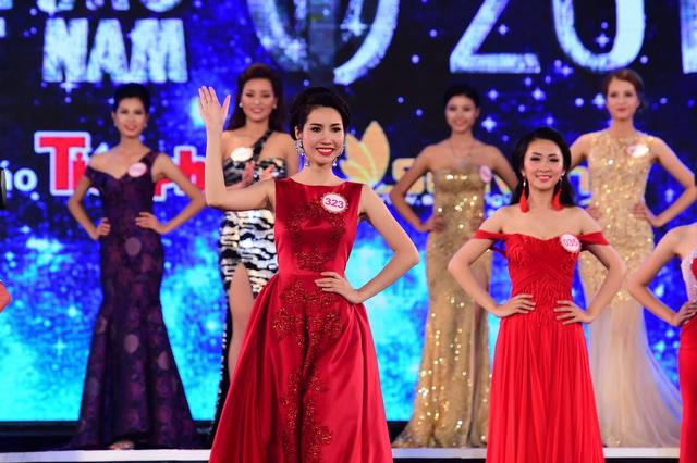 Đêm chung khảo phía Bắc Hoa hậu Việt Nam 2016 ghi tên 1 thí sinh đến từ Đất Cảng Hải Phòng là Nguyễn Thị Ngọc Vân.