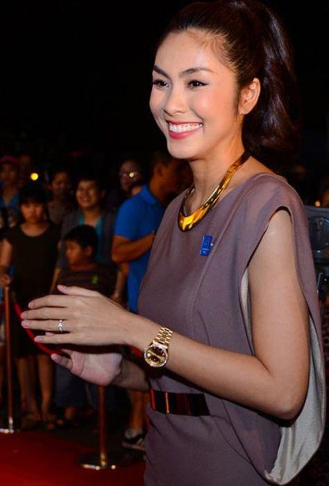 Chiếc đồng hồ Rolex trị giá lên đến 1,1 đồng tỷ của Tăng Thanh Hà được chú ý