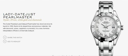 Thu Minh gây sốc với chiếc đồng hồ Rolex có giá khoảng 1,3 tỷ đồng.