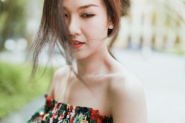 Ngắm những hình ảnh mới nhất của Võ Hạ Trâm tại Hà Nội, nhiều người không khỏi thốt lên rằng quá đẹp, đặc biệt là những người lâu rồi không nhìn thấy cô gái này.