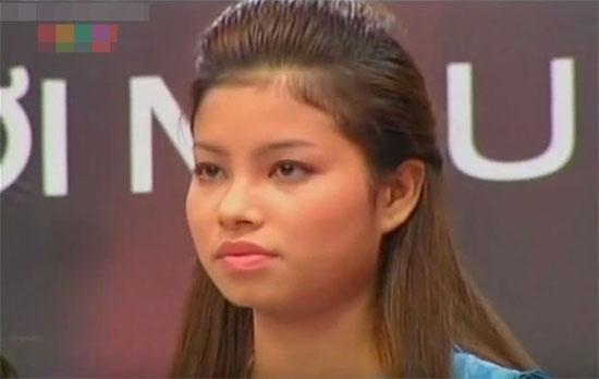 Phạm Hương cũng từng bị rơi vào vòng nguy hiểm và phải chia tay cuộc thi người mẫu.