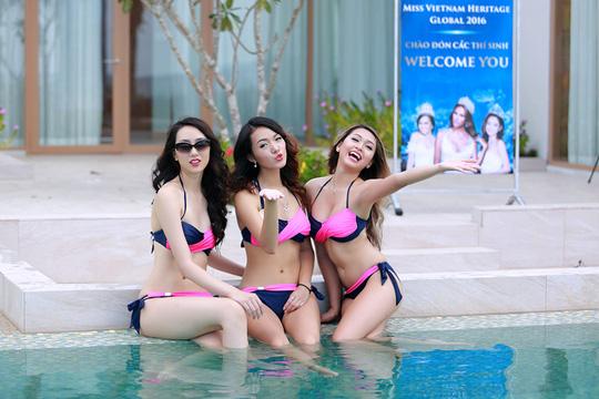 Đêm chung kết Hoa hậu Bản sắc Việt toàn cầu sẽ diễn ra ngày 7-8 tại Thanh Hoá. Giải thưởng cho Hoa hậu là 1 tỉ đồng.