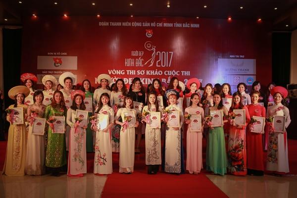 Với chất lượng thí sinh năm nay được đánh giá là khá đồng đều, cuộc thi hứa hẹn tìm ra gương mặt xuất sắc đại diện cho tỉnh Bắc Ninh tham dự các cuộc thi sắc đẹp toàn quốc.