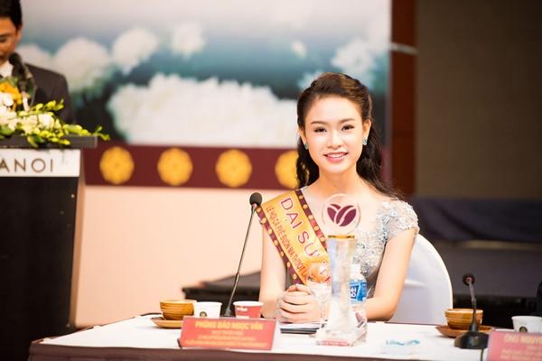 Ngọc Vân bén duyên với Đắk Lắk từ chương trình 'Người đẹp nhân ái' của cuộc thi Hoa hậu Việt Nam 2016