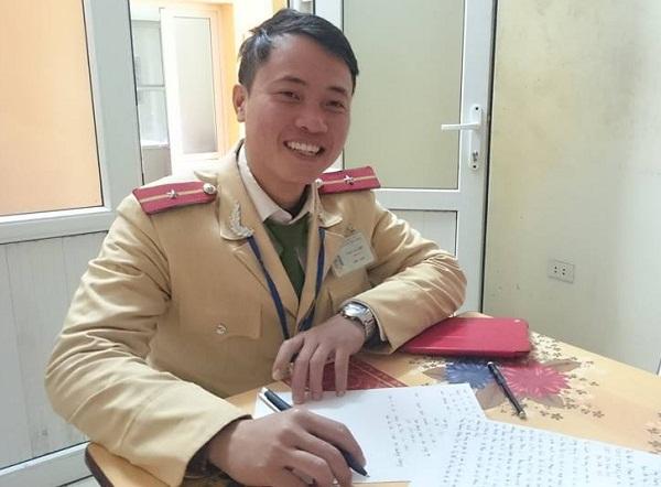 Thiếu úy Phạm Gia Hợp