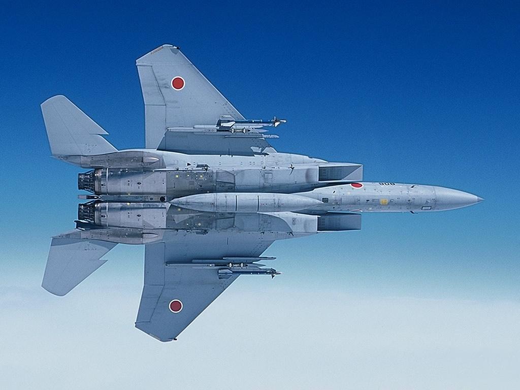 Tiêm kích F-15J đã phục vụ trong quân đội Nhật Bản hơn 30 năm qua