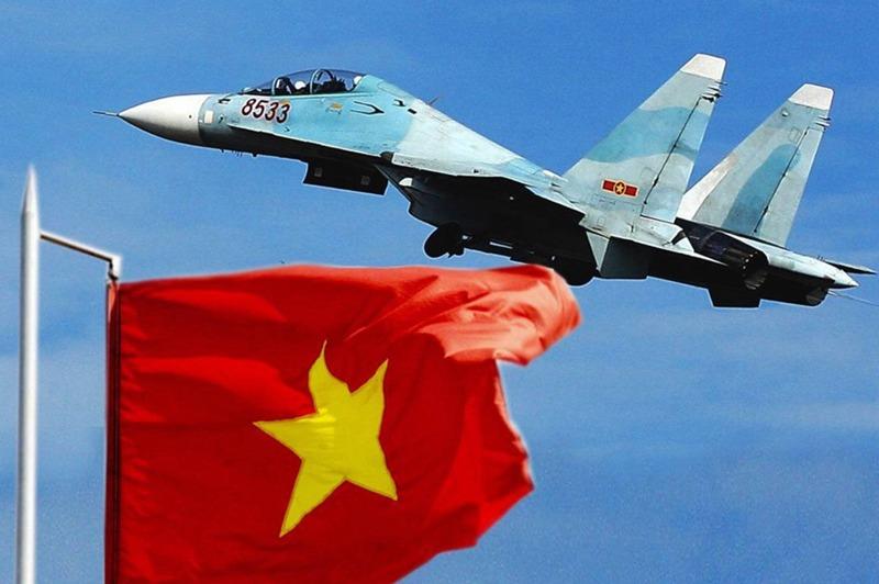 Không quân Việt Nam được cho là đang sở hữu 36 tiêm kích Su-30MK2 trong biên chế