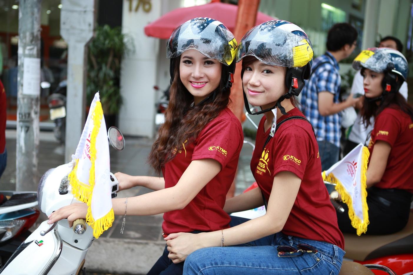 Hãy sử dụng mũ bảo hiểm chất lượng để đảm bảo an toàn cho bản thân