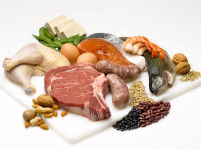 Chế độ ăn cho người tiểu đường nên tạo sự cân bằng giữa các thực phẩm già protein