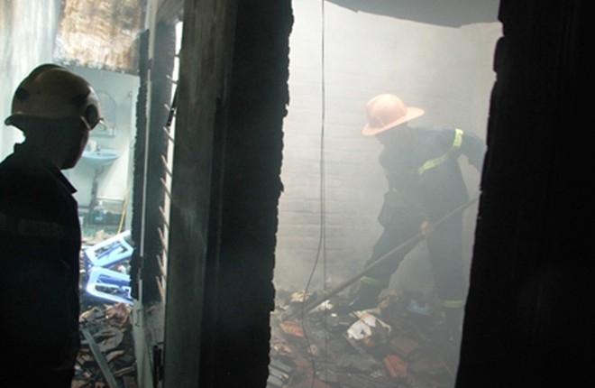 Trước đó, tin cháy mới nhất cho hay một vụ cháy đã xảy ra ở Phú Yên