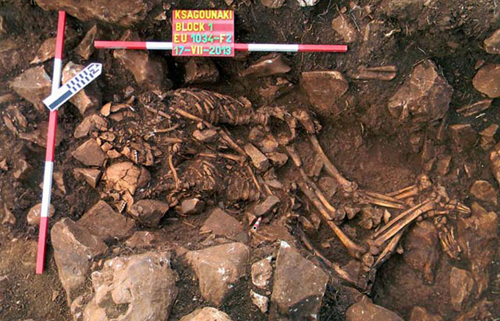 Tin khoa học mới từ các nhà khảo cổ học cho biết, hai bộ hài cốt có niên đại 6.000 năm đã được phát hiện