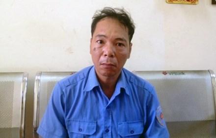 Đối tượng Nguyễn Quang Điệp