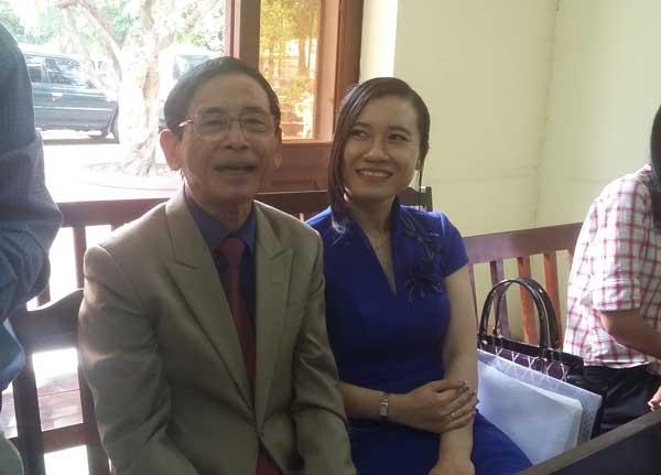 Những tin pháp luật online mới nhất hôm nay đề cập đến vụ kiện giữa đại gia Lê Ân và con trai