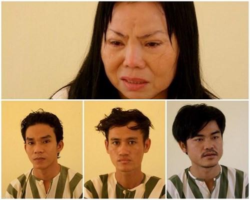 Các đối tượng bắt giữ 11 nữ tiếp viên trái phép và ép họ bán dâm