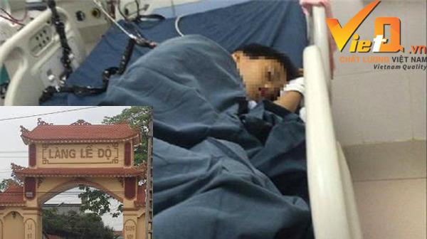 Cháu bé còn lại trong vụ thảm án ở Hải Dương sau khi bị bệnh viện trả về đã có tia hi vọng sống
