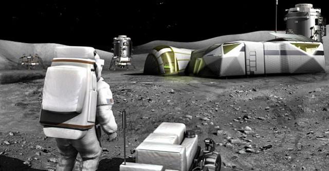 Các nhà khoa học Mỹ đang nghiên cứu hệ thống có thể tái chế phân người trên Mặt trăng thành nhiên liệu cho tên lửa
