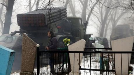 Kể từ khi nổ ra, khủng hoảng Ukraine đã cướp đi hơn 6.000 sinh mạng
