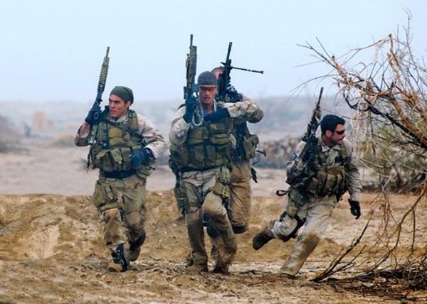 tin tức mới cập nhật hôm nay cho biết lực lượng biệt kích của Mỹ đã tiêu diệt thủ lĩnh cấp cao của IS