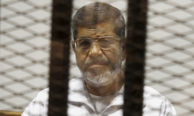 Cựu Tổng thống Ai Cập Mohamed Morsi