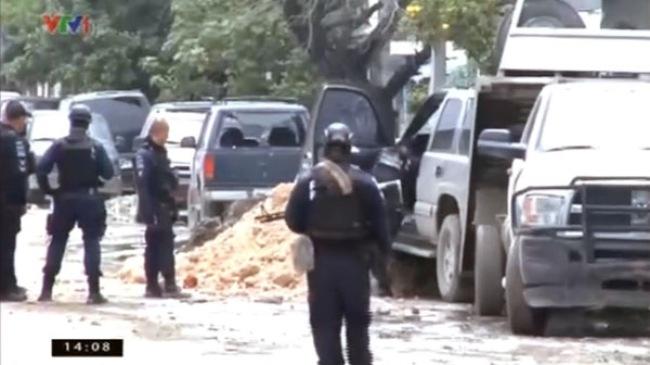 cảnh sát Nam Phi phải tăng cường lực lượng tại thành phố Johannesburg