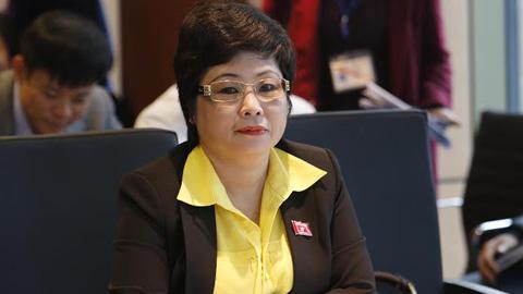 Quốc hội chính thức bãi nhiệm chức vụ đại biểu đối với bà Châu Thị Thu Nga