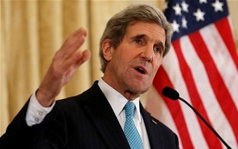 Ngoại trưởng Mỹ, John Kerry