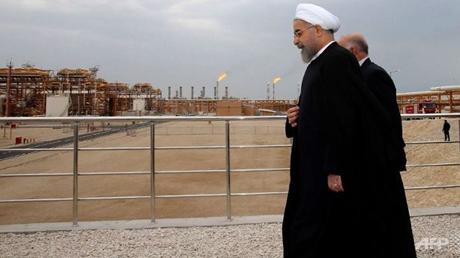 EU trông đợi vào nguồn khí đốt từ Iran để chấm dứt phụ thuộc vào Nga
