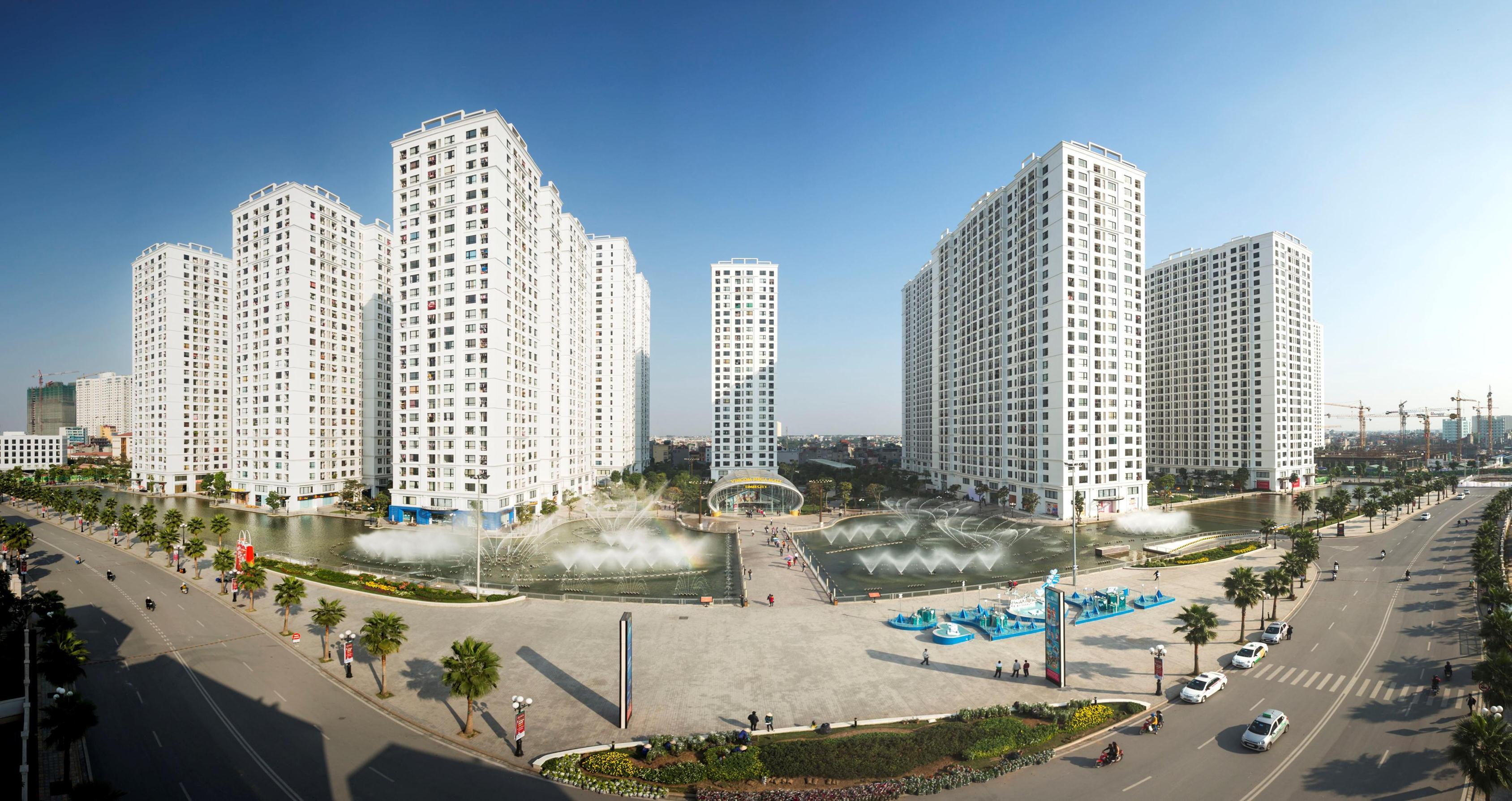 Thương hiệu Vinhomes vừa được tôn vinh là thương hiệu bất động sản đắt giá nhất Việt Nam 2015