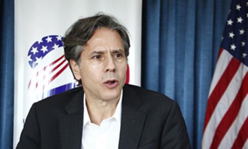 Thứ trưởng ngoại giao Mỹ Antony Blanken