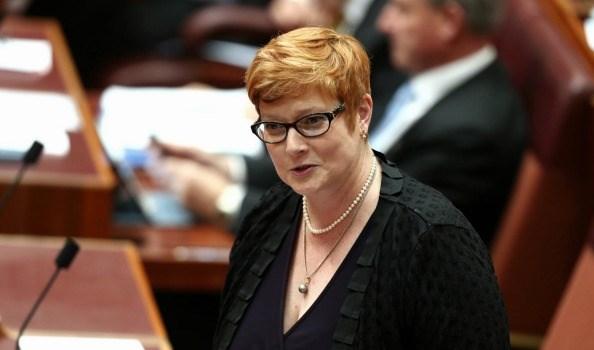 Bà Marise Payne sẽ thay thế ông Kevin Andrews trở thành phụ nữ đầu tiên giữ chức Bộ trưởng Quốc phòng Australia