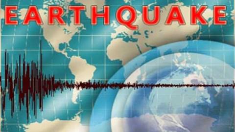 Động đất 4,4 độ richter ở Điện Biên