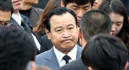 Tin tức mới cập nhật hôm nay cho biết Thủ tướng Hàn Quốc Lee Wan-koo đã đệ đơn từ chức