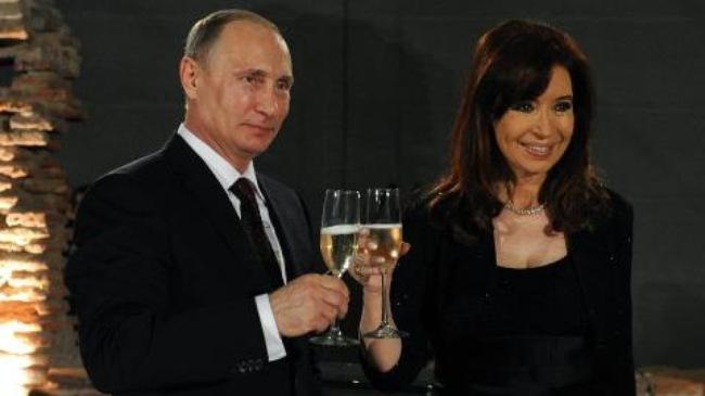 Tin tức mới cập nhật hôm nay cho biết Argentina và Nga tăng cường hợp tác về năng lượng nguyên tử