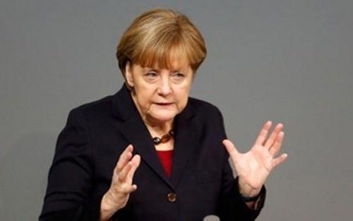 Thủ tướng Đức Merkel
