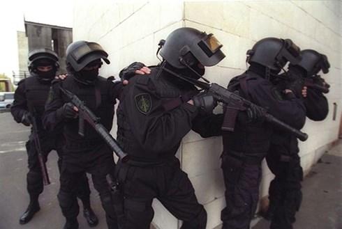 Lực lượng cảnh sát đặc nhiệm Nga đột kích ở Nalchik vây bắt phiến quân Hồi giáo