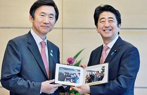 Nhật và Hàn Quốc đều muốn cải thiện mối quan hệ