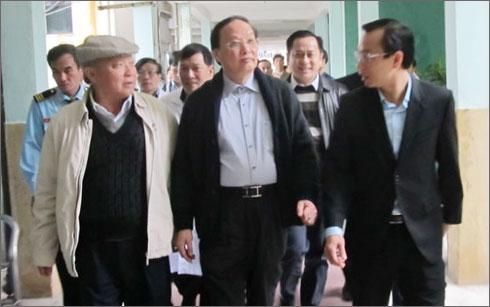tin tức mới cập nhật: Tiến hành ca hội chẩn thứ hai cho ông Nguyễn Bá Thanh