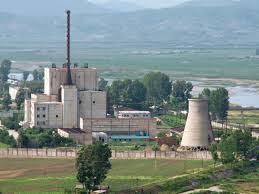 Một nhà máy hạt nhân tại Triều Tiên