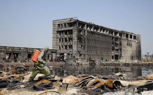 Trung Quốc thanh sát an toàn hạt nhân sau vụ nổ tại Thiên Tân, theo tin tức mới cập nhật quốc tế