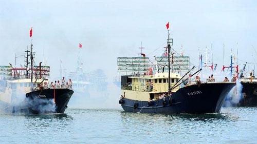 Tin tức mới cập nhật cho hay,  Lệnh cấm đánh bắt do Bộ Nông nghiệp Trung Quốc đưa ra