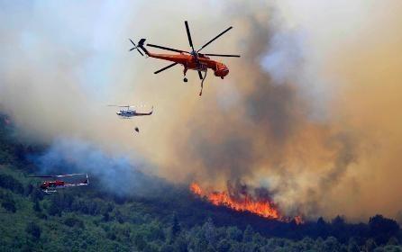 Hà Nội có khả năng sẽ mua trực thăng chữa cháy