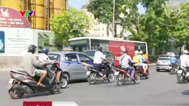 Tin tức mới cập nhật trong nước cho hay, Bộ Tài chính kiến nghị bỏ thu phí đường bộ với xe máy từ 1/1/2016