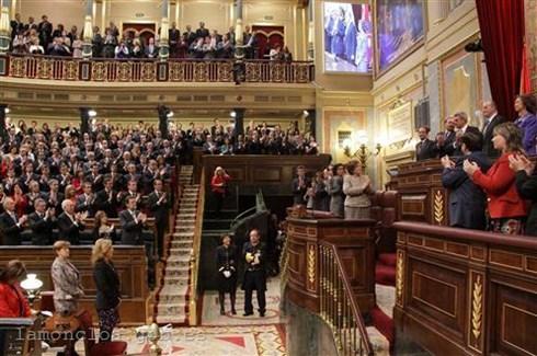 Quốc hội Tây Ban Nha