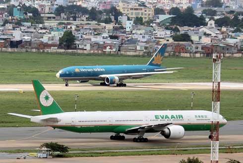 Nhiễu sóng tín hiệu không lưu được rất nguy hiểm tới an toàn hàng không