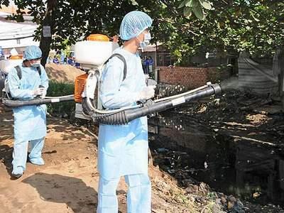 Hà Nội đã ghi nhận gần 3.300 ca sốt xuất huyết