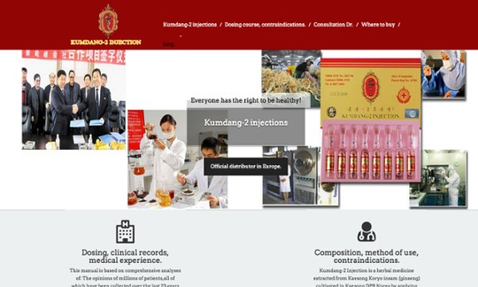 Triều Tiên tuyên bố chế được thuốc điều trị MERS, Ebola, SARS và AIDS, theo tin tức mới cập nhật quốc tế